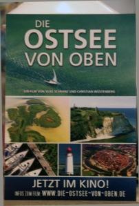Plakat Ostsee von oben