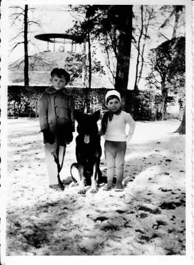 Bera mit Doris und Wolfgang