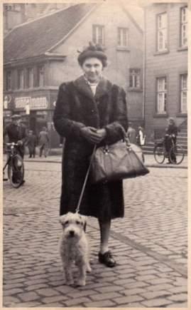 Oma Aachen und Bingo